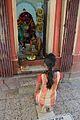 Sasanka Sekhar Chatterjee and Teen Devotee - Bishalakhi Mandir - Sankrail - Howrah - 2013-08-15 1499.JPG