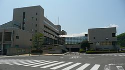 Satsumasendai City Office 2009.JPG