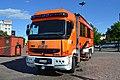 Saurus firefighting command vehicle of Helsinki.JPG
