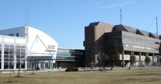 St. Clair College - Image: Scc west