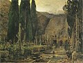 Schindler – Pax – The cemetery of Gravosa near Ragusa, 1891 .jpg