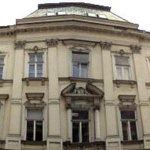 School of Dental Medicine, University of Zagreb - Image: School of Dental Medicine University of Zagreb