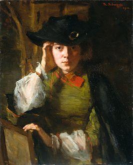 nederlandse schilderes