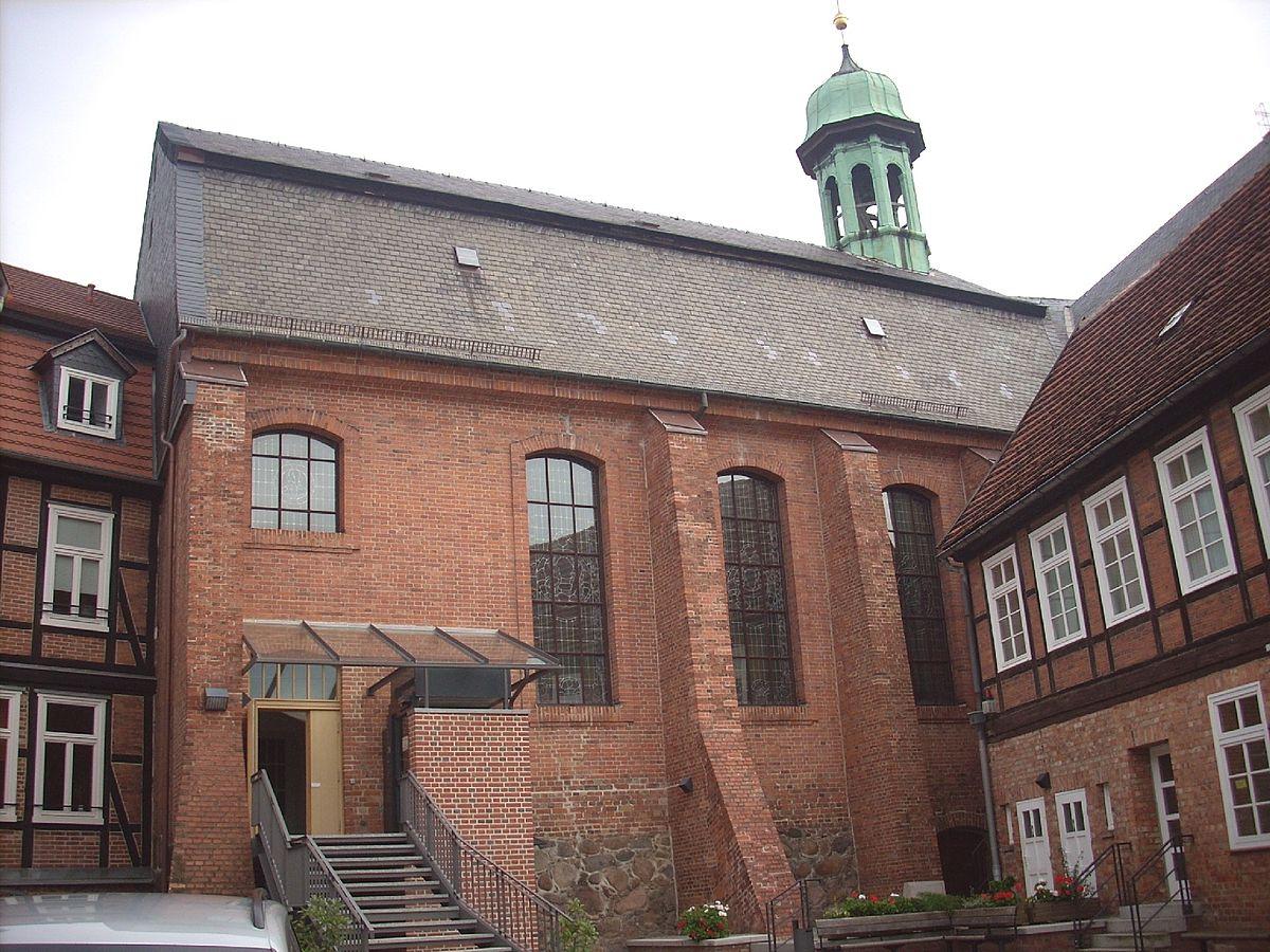 St Anna Schwerin