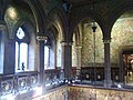 Scottish National Portrait Gallery - view across 1st floor of Grand Hall 02.jpg