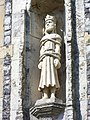 Sculpture of St Edmund - geograph.org.uk - 781492.jpg