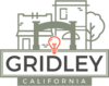 Official seal of City of Gridley