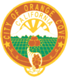 Official logo of Orange Cove, California