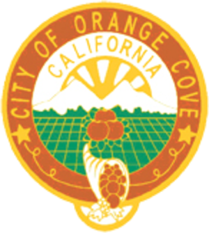 Orange Cove, California - Image: Seal of Orange Cove, California (2003)
