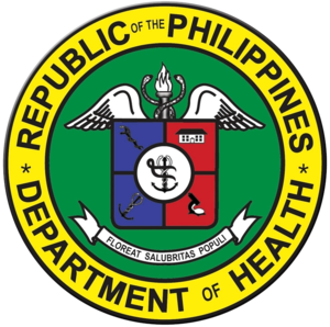 Department of Health (Philippines) - Image: Seal of the Department of Health of the Philippines
