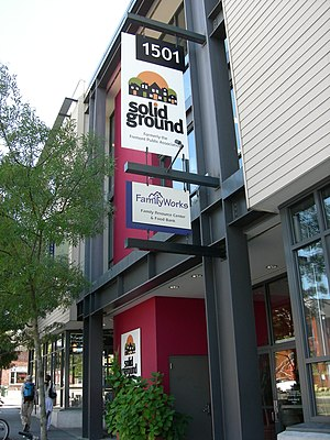 Solid Ground (Seattle) - Solid Ground headquarters (2007)