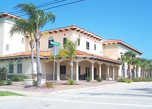 Sebastian, Florida - City hall