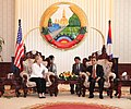 Secretary Clinton Meets With Laotian Prime Minister Thammavong (7590130378).jpg