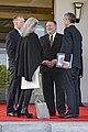 Secretary Pompeo Prepares for Meeting With Chairman Kim in Pyongyang (44430150964).jpg