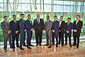 Secretary Pompeo With U.S. Embassy Singapore Marine Security Guards (29951846258).jpg