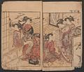 Seiro Bijin Awase Sugata Kagami-Mirror of the Beautiful Women of the Yoshiwara Brothels MET JIB31 007.jpg