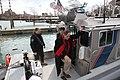 Senator Tours the Customs and Border Protection Detroit Port of Entry (8616197021).jpg