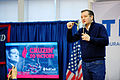 Senator of Texas Ted Cruz at New England College Town Hall Meeting on Feb 3rd, 2016 a by Michael Vadon 01.jpg
