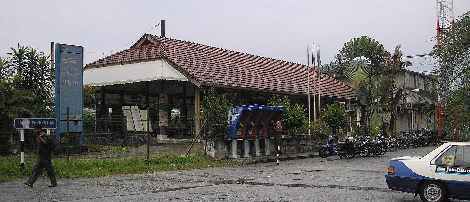 Ktm Bukit Tengah