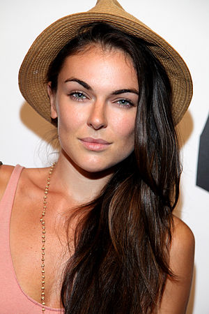 Serinda Swan - Swan in Hollywood, CA, August 14, 2012