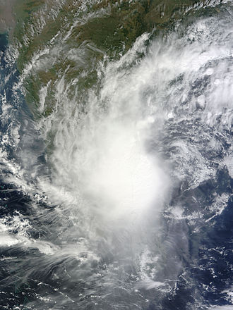 Cyclone Jal - Image: Severe Cyclonic Storm Jal 2010 11 07 0530Z