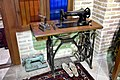 Sewing machine. Kurd's Heritage Museum, Sulaymaniyah, Iraqi Kurdistan.jpg