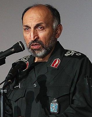 Mohammad Hejazi Iranian military commander