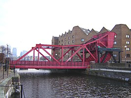 Brug in Shadwell