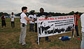 Shaking hands - BAMN banner in Spanish - Let's make Dr. King's dream real - 50th Anniversary of the March on Washington for Jobs and Freedom.jpg