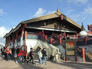 Shambhala: Expedición al Himalaya - Shambhala's station