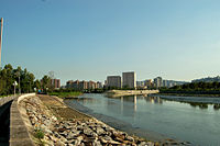 Shan Pui River Yuen Long Industrial Estate Section 2006.jpg