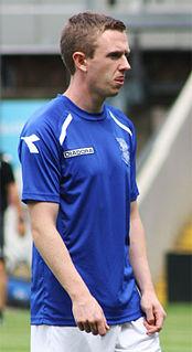 Shane Ferguson Northern Irish footballer