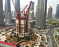 Shanghai Tower construction, April 12, 2011.jpg