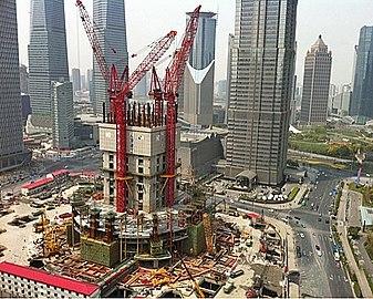 Shanghai Tower - Wikipedia