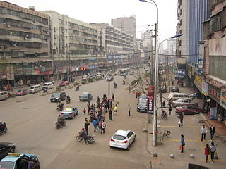 Shaoyang Prefecture-level city in Hunan, Peoples Republic of China