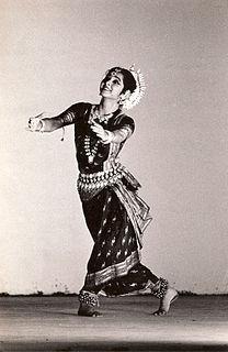 Sharmila Biswas Indian classical dancer