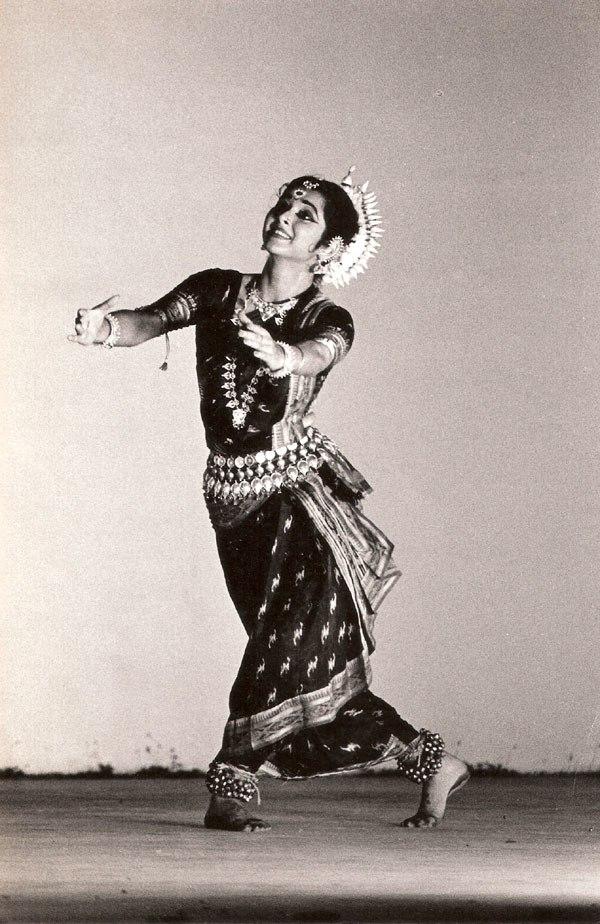 Sharmila Biswas, Odissi dancer