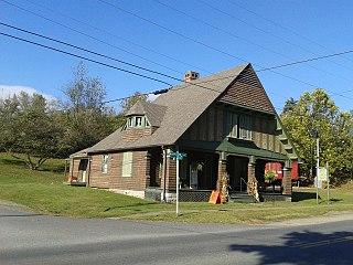 Shenandoah Land and Improvement Company Office United States historic place
