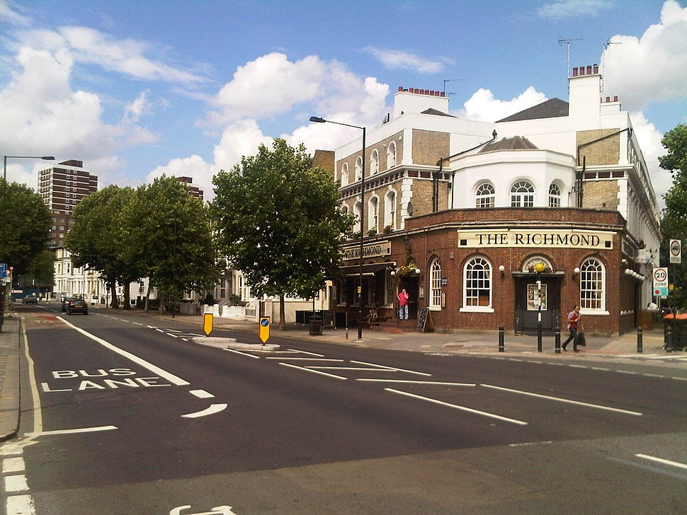 Shepherds bush road london