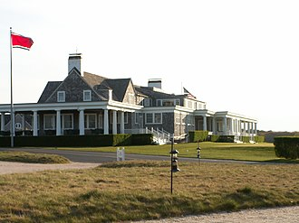 Shinnecock Hills Golf Club - Clubhouse in May 2006