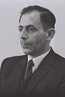 Shlomo Hillel Israeli diplomat