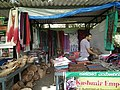 Shop selling from Lalbagh flower show Aug 2013 8649.JPG