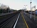 Shortlands station Catford westbound platform look west.JPG