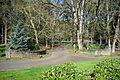 Shute Park stone entrance - Hillsboro, Oregon.JPG