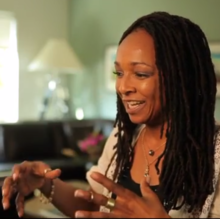 Siedah Garrett - the cute, friendly, fun,  musician  with Afro-American roots in 2018
