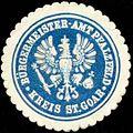 Siegelmarke Bürgermeister-Amt Pfalzfeld W0328145.jpg