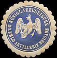Siegelmarke K. Pr. 30. Feld Artillerie Brigade W0285512.jpg