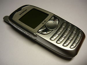 Siemens Mobile - The Siemens SL45