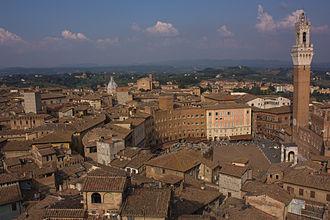 Timeline of Siena - Siena, 2009
