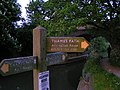 Sign at St Johns Lock - geograph.org.uk - 796428.jpg